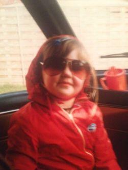 Laura Kilty aged 5ish